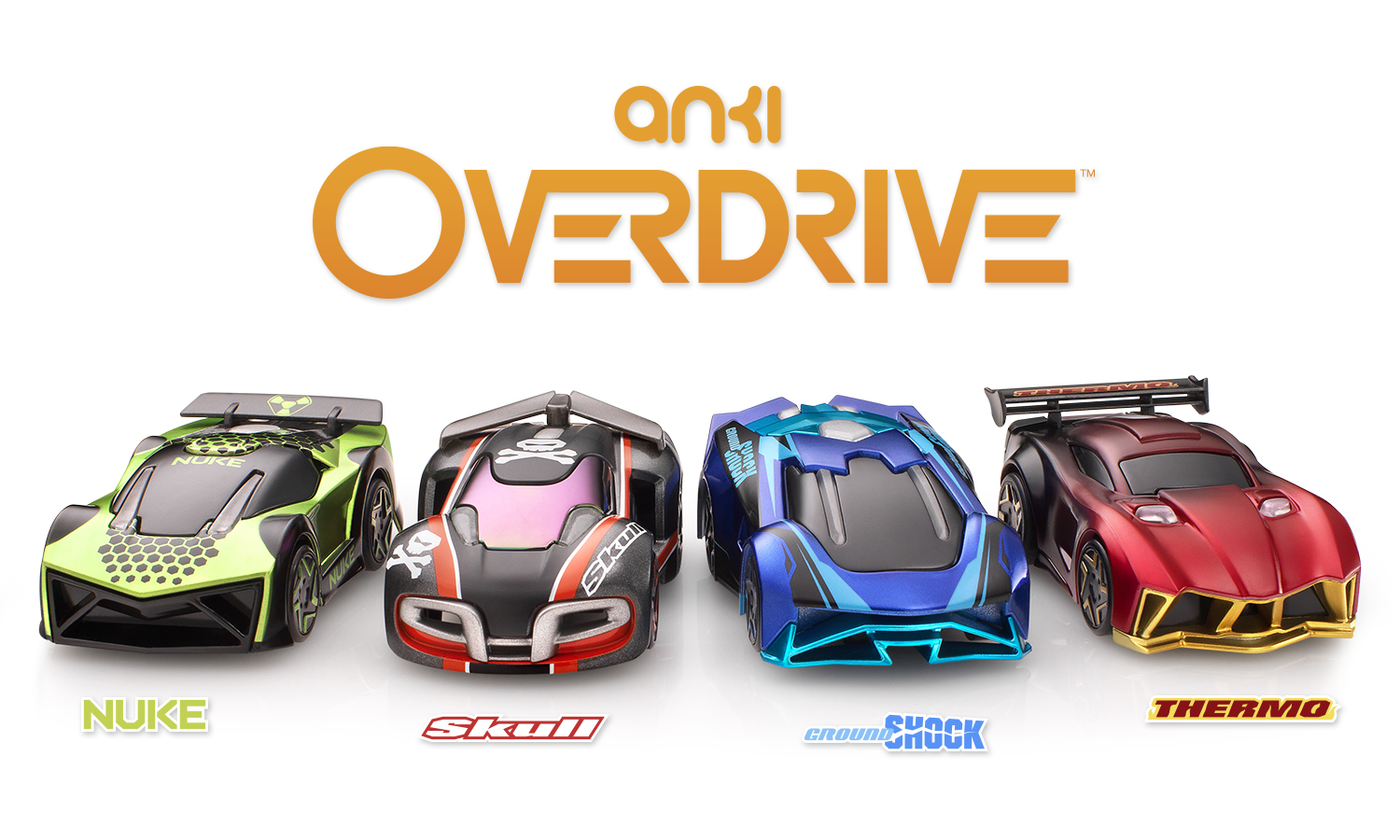 anki overdrive starter kit galaxy toys. Black Bedroom Furniture Sets. Home Design Ideas